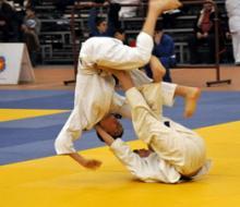 В Татарстане пройдут соревнования по дзюдо