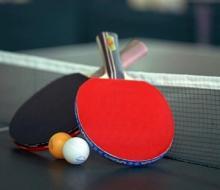 В Казани сыграли в настольный теннис