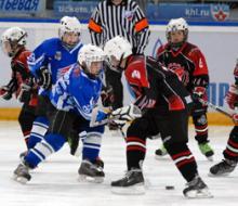 В Омске сыграют юные хоккеисты