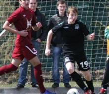 Татарстанские футболисты сыграли на международном турнире