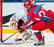 Татарстанские хоккеисты отправятся в сборную