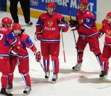Российская молодёжка схлестнулась с финнами
