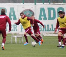 Татартсанские футболисты сыграли за сборную