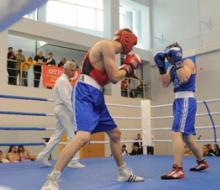 Казань принимает первенство по боксу