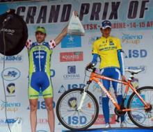 Челнинский велосипедист привёз медаль