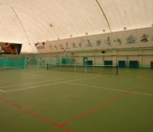 Корт для большого тенниса в спортивном комплексе «Ак Буре»
