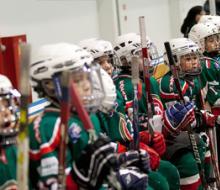 6 января на льду встретятся юные игроки «Ак Барса» и «Салавата Юлаева»