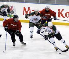Студенты КФУ лучше всех играют в хоккей