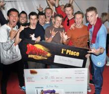 Казанские «бибои» на чемпионате мира по брейк-дансу…