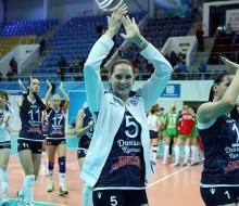 Хржановская, Пономарева и Ефремова покидают «Динамо-Казань»