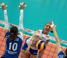 «Динамо-Казань» начинает полуфинальную серию с победы