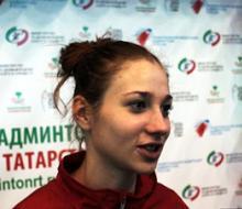 Татарстанская бадминтонистка показала класс в Европе