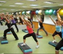 Тренажерный зал в спортивно оздоровительном клубе «Диана»