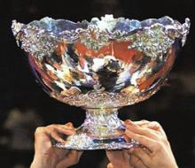 Кубок Дэвиса: Россия-Бразилия состоится в Казани