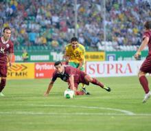 «Рубин», на старт! — матч «Кубань» - «Рубин»