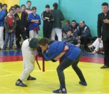 Стартовали Всероссийские соревнования по борьбе на поясах