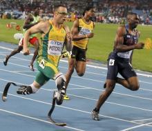 Бегун вышел в полуфинал на Олимпиаде в Лондоне