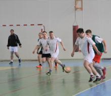 Закончился турнир по мини-футболу среди сборных ФСКН