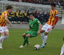 Газзаев против Бердыева — «Рубин» обыграл «Аланию» со счётом 2:0