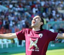 Рубин - Алания. Футбол в Казани