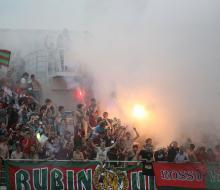 РФС оштрафовал российские футбольные клубы на 2,5 млн. рублей