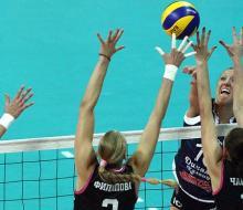 «Динамо-Казань» открывает сезон женского волейбола в Казани
