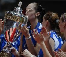 Чемпионки России встретятся с болельщиками