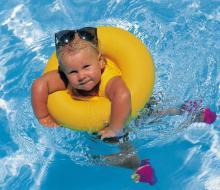 Коротко о пользе плавания