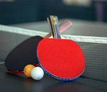 Сельские сборные сыграли в настольный теннис