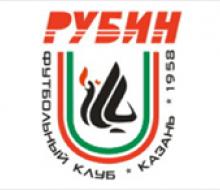 История эмблемы ФК «Рубин»