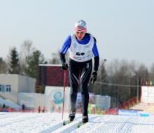 Лыжница из Нижнекамска выступила на чемпионате России