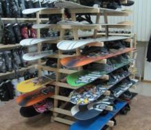 Прокат сноубордов «Ski Rent»