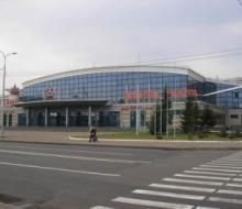 Тренажерный зал во Дворце спорта