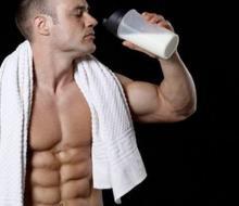 О спортивном питании — кратко и понятно