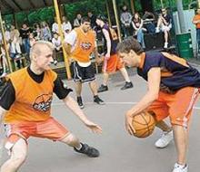 В Казани сыграют в стритбол