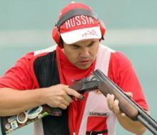Татарстанский стрелок смог установить рекорд