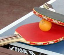 В Челнах студенты сыграли в теннис