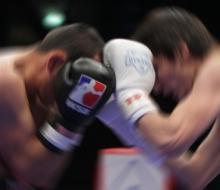 В Казани идут соревнования по боксу среди студентов