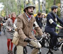 Tweed Ride — почувствуй себя лондонским денди!