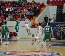 Побеждать всегда приятно — матч «УНИКС» - БК «Нижний Новгород»