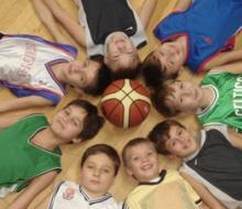 Набор детей младшего возраста в команду «УНИКС»