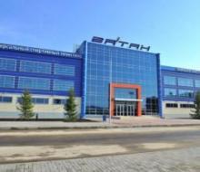 Тренажерный зал в спортивно-оздоровительном комплексе «Ватан»