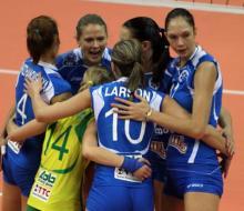 Бесспорная победа «Динамо-Казань» в матче Лиги чемпионов