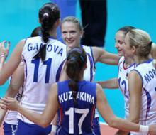 Женская сборная по волейболу начала подготовку к Олимпиаде