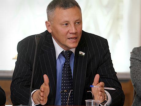 Ильдус Янышев — депутат, активный борец за права велосипедистов