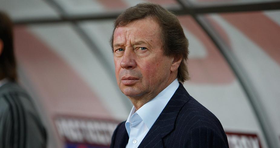 Юрий Семин стал новым основным тренером футбольного клуба «Локомотив»
