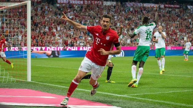 «Хоффенхайм» и«Лейпциг» сыграли вничью и иные результаты первого тура бундеслиги