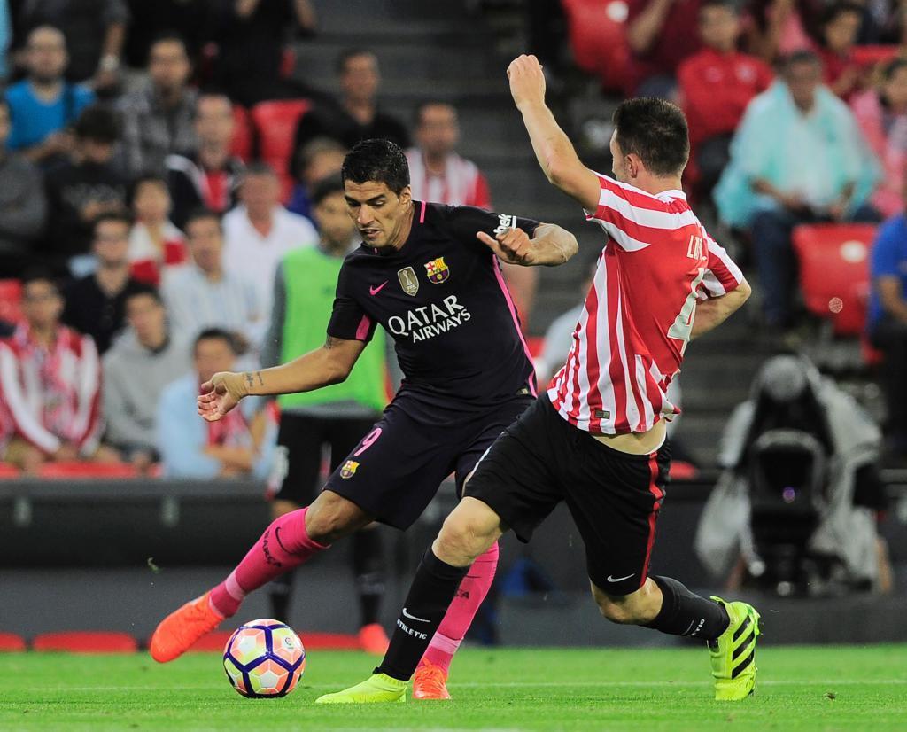 Испания, 2-й тур. Атлетик— Барселона 0:1. Победное слово Ракитича
