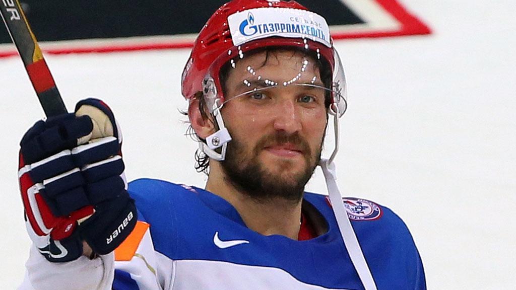НаКубке мира многие команды были невформе— Александр Овечкин