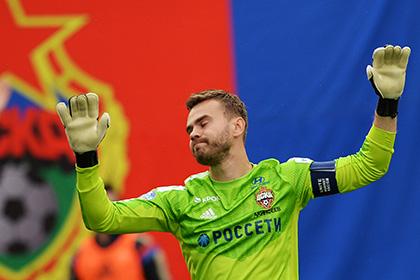 Акинфеев продлил антирекордную серию, пропустив гол в43-м матчеЛЧ подряд